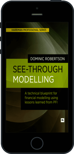 Cover of See-Through Modelling (Ebook - phone) by Dominic Robertson