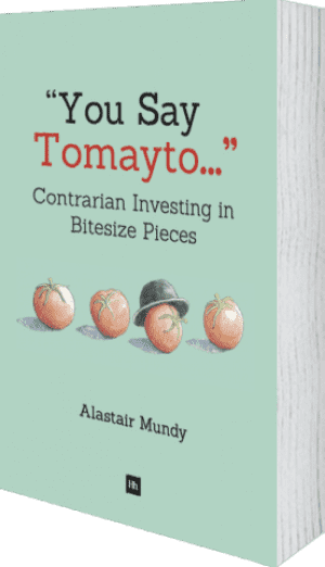 Cover of You Say Tomayto (Hardback) by Alastair Mundy