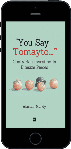 Cover of You Say Tomayto (Ebook - phone) by Alastair Mundy