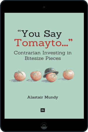 Cover of You Say Tomayto (Ebook - tablet) by Alastair Mundy