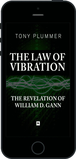 Cover of The Law of Vibration (Ebook - phone) by Tony Plummer