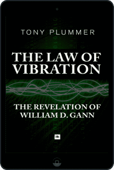 Cover of The Law of Vibration by Tony Plummer
