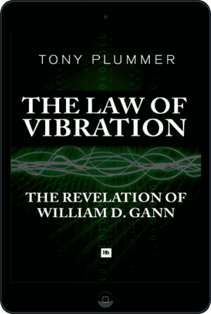 Cover of The Law of Vibration (Ebook - tablet) by Tony Plummer