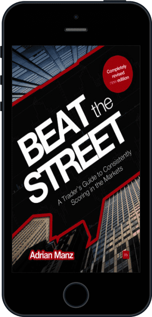 Cover of Beat the Street (Ebook - phone) by Adrian Manz