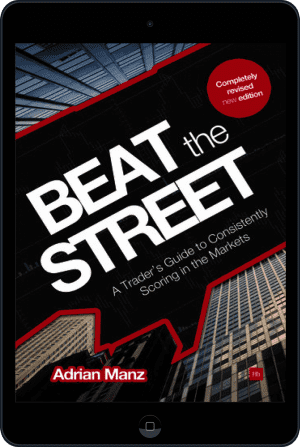 Cover of Beat the Street (Ebook - tablet) by Adrian Manz