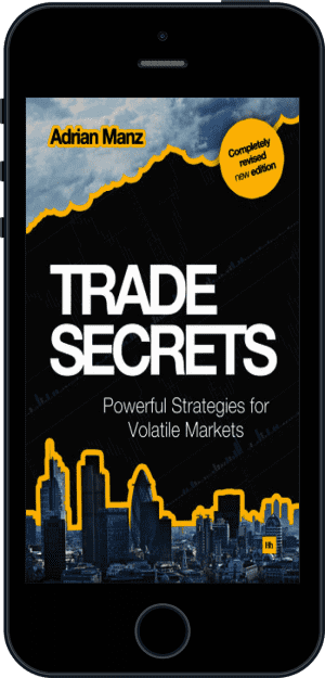 Cover of Trade Secrets (Ebook - phone) by Adrian Manz