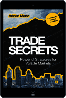 Cover of Trade Secrets by Adrian Manz