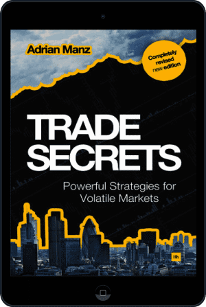 Cover of Trade Secrets (Ebook - tablet) by Adrian Manz