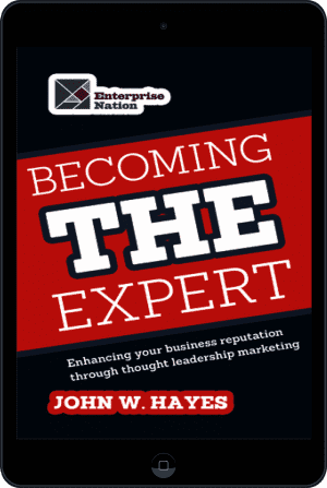 Cover of Becoming THE Expert (Ebook - tablet) by John W. Hayes
