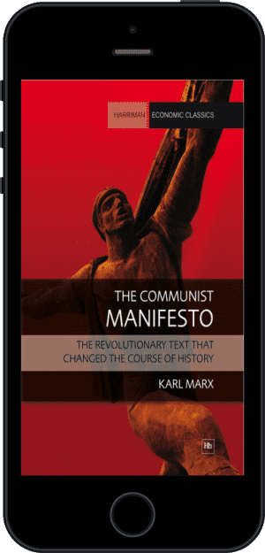 Cover of The Communist Manifesto (Ebook - phone) by
