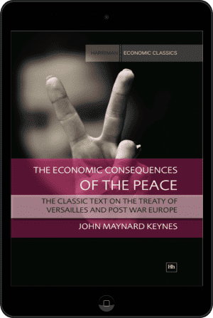 Cover of The Economic Consequences of the Peace (Ebook - tablet) by John Maynard Keynes