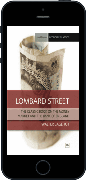 Cover of Lombard Street (Ebook - phone) by AKO Capital