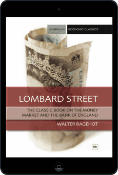 Cover of Lombard Street by Walter Bagehot