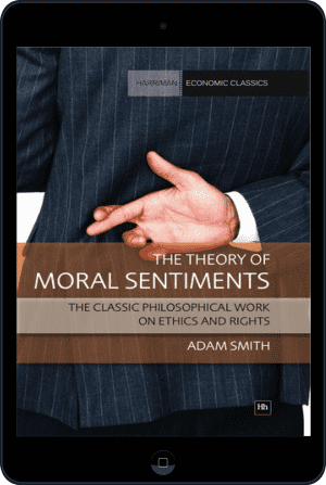 Cover of The Theory of Moral Sentiments (Ebook - tablet) by Adam Smith