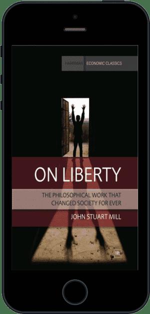 Cover of On Liberty (Ebook - phone) by John Stuart