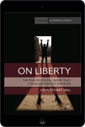 Cover of On Liberty (Ebook - tablet) by John Stuart