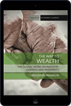 Cover of The Way to Wealth by Benjamin Franklin