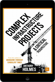 Cover of Complex Infrastructure Projects by Anthony Holmes