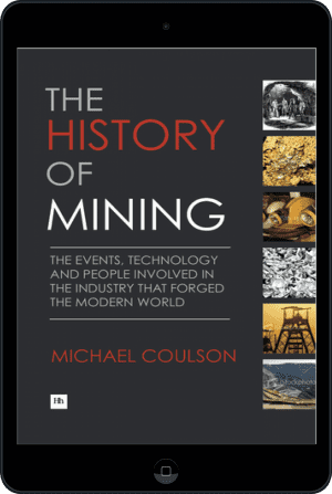 Cover of The History of Mining (Ebook - tablet) by Michael Coulson