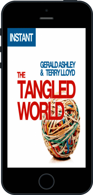 Cover of The Tangled World (Ebook - phone) by Gerald Ashley and Terry Lloyd
