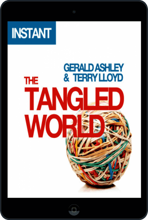 Cover of The Tangled World (Ebook - tablet) by Gerald Ashley and Terry Lloyd