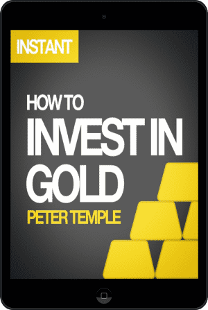 Cover of How to Invest in Gold (Ebook - tablet) by Peter Temple