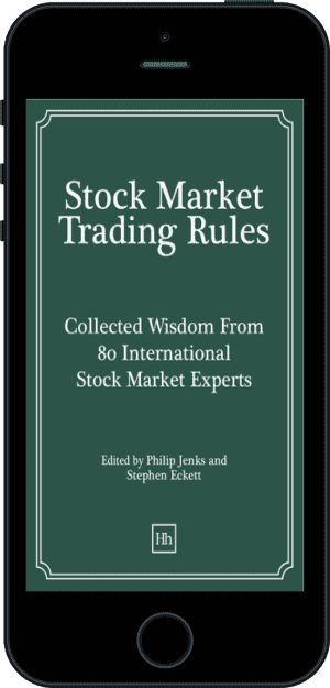 Cover of Stock Market Trading Rules (Ebook - phone) by Stephen Eckett