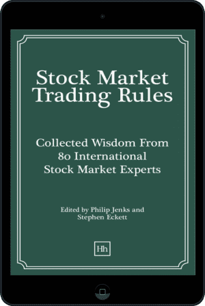 Cover of Stock Market Trading Rules (Ebook - tablet) by Stephen Eckett