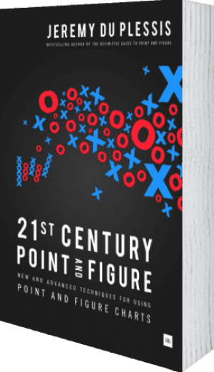 Cover of 21st Century Point and Figure (Hardback) by Jeremy du Plessis