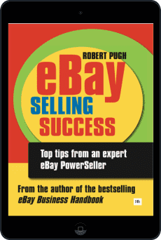 Cover of eBay Selling Success by Robert Pugh