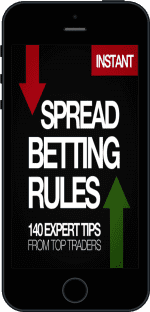 Cover of The Harriman Book of Spread Betting Rules by John Bonner