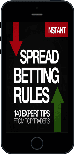 Cover of The Harriman Book of Spread Betting Rules (Ebook - phone) by John Bonner