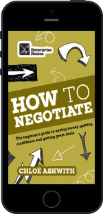 Cover of How to Negotiate by Chloe Askwith