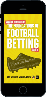 Cover of The Foundations of Football Betting by Pete Nordsted and Danny Jaques