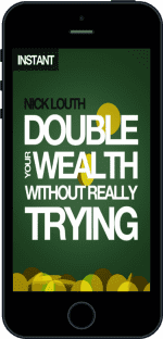 Cover of Double Your Wealth Without Really Trying by Nick Louth