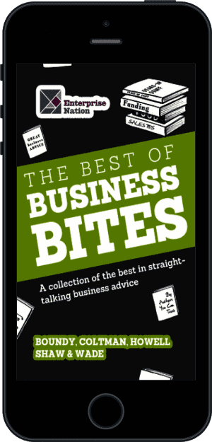 Cover of The Best of Business Bites (Ebook - phone) by Misc.
