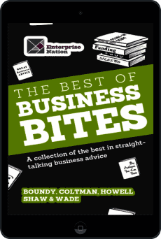 Cover of The Best of Business Bites by Misc.