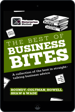 Cover of The Best of Business Bites (Ebook - tablet) by Misc.