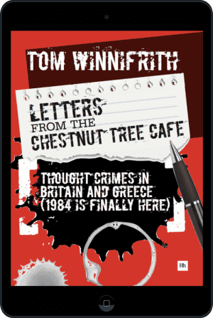 Cover of Letters from the Chestnut Tree Cafe (Ebook - tablet) by Tom Winnifrith