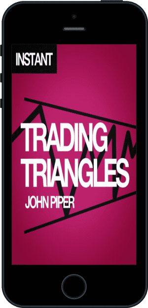 Cover of Trading Triangles (Ebook - phone) by John Piper