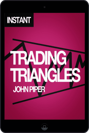 Cover of Trading Triangles (Ebook - tablet) by John Piper