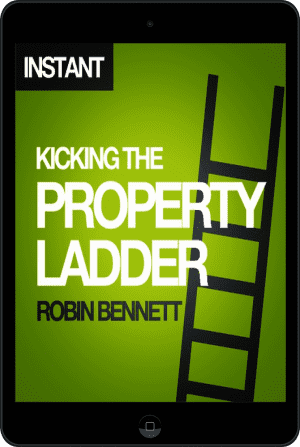 Cover of Kicking the Property Ladder (Ebook - tablet) by Robin Bennett