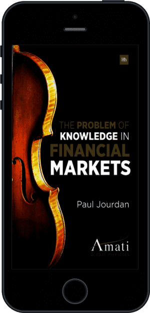 Cover of The Problem of Knowledge in Financial Markets (Ebook - phone) by Paul Jourdan