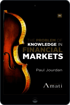 Cover of The Problem of Knowledge in Financial Markets (Ebook - tablet) by Paul Jourdan