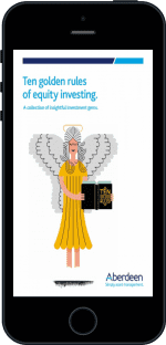 Cover of Ten Golden Rules of Equity Investing by Hugh Young