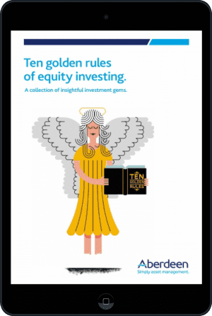 Cover of Ten Golden Rules of Equity Investing (Ebook - tablet) by Hugh Young