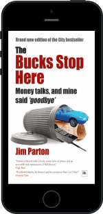 Cover of The Bucks Stop Here by Jim Parton