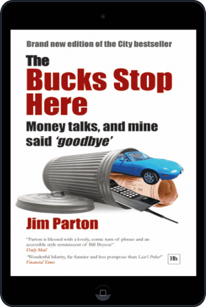 Cover of The Bucks Stop Here (Ebook - tablet) by Jim Parton