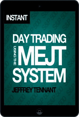Cover of Day Trading Using the MEJT System (Ebook - tablet) by Jeffrey Tennant