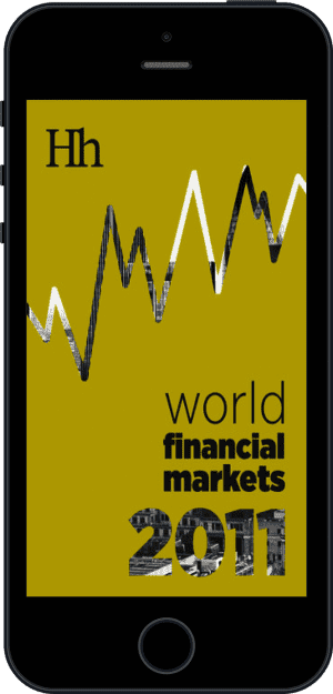 Cover of World Financial Markets in 2011 (Ebook - phone) by George G. Blakey